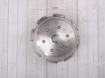 Корзина сцепления двиг. YX140,150,160 SM-PARTS фото 7