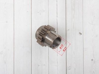 Шестерня привода коленвала (первичный вал) KAYO двиг. ZS155 см3 (P060442) CN фото 7