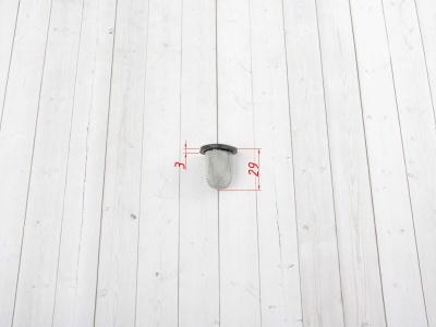 Фильтр масляный (сетка) KAYO двиг. ZS CB250D-G (воздушный) CN фото 5