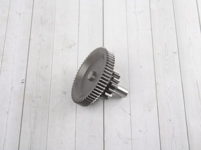 Шестерня ведущая электростартера GR7 двиг. ZS 172FMM (воздушный) фото 1