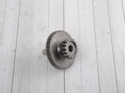 Шестерня ведущая электростартера GR7 двиг. ZS 172FMM (воздушный) фото 3