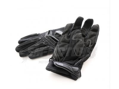 Перчатки текстильные ATAKI SC-514 черные  L фото 3