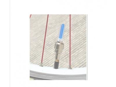 Колпачки на нипели светящиеся синие фото 1
