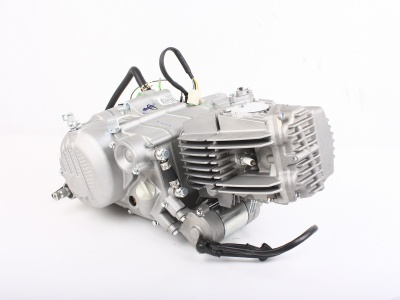 Двигатель Zongshen 190cc E (2 клапана) фото 7