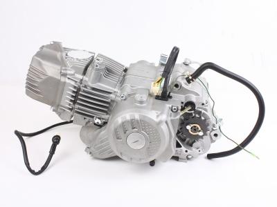 Двигатель Zongshen 190cc E (2 клапана) фото 13