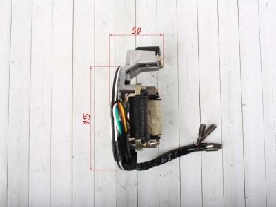 Статор генератора TTR125 (2 катушки) фото 7