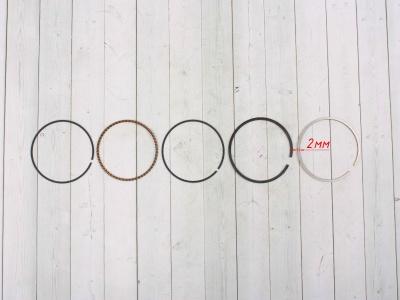 Кольца поршневые 52,4мм фото 3