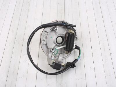 Статор генератора KAYO двиг. YX140см3 CN (1 катушка) фото 1