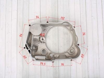 Крышка правого картера двигателя YX160 Racer фото 5