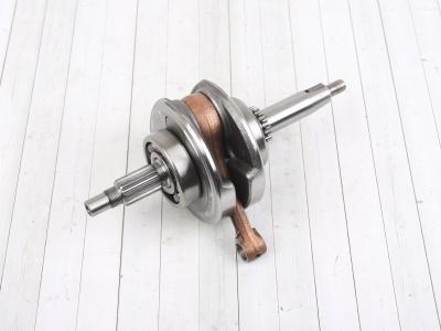 Коленвал в сборе двиг. YX150 см3 (W150-2, WD150 эл.стартер) 53mm фото 1