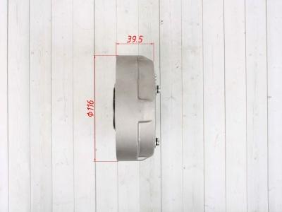 Сцепление (корзина) в сборе YX125cc полуавтомат фото 7