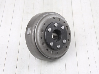 Ротор генератора KAYO двиг. YX140 см3 под 1 катушку фото 1