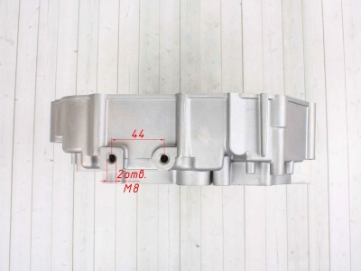 Картер двигателя левый KAYO двиг. ZS155 см3 (P060402) CN фото 9