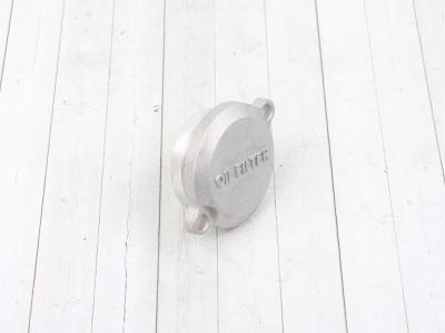 Крышка масляного фильтра YX150/160 фото 1