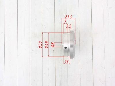 Крышка масляного фильтра YX150/160 фото 7