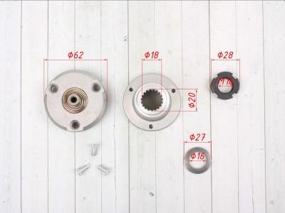 Фильтр масляный центробежный KAYO двиг. ZS CB250D-G (воздушный) (P060889) CN фото 5