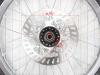 """Колесо 16"""" 2.15 переднее в сборе (диск алюмин, покрышка дорожн,торм диск) KAYO превью 7"""