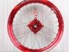 Диски в сборе Supermoto RIDE IT 14-14 Красные превью 3