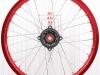 """Диск 17""""х1,6 передний  алюминий KAYO красный превью 5"""
