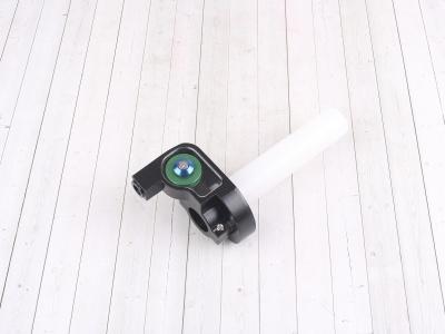 Ручка газа REPLICA зеленая фото 1
