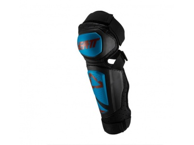 Наколенники Leatt 3.0 Knee & Shin Guard EXT Fuel/Black S/M (5019210130) фото 1