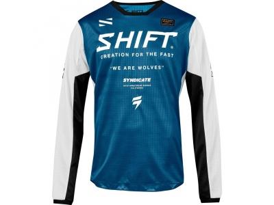 Мотоджерси Shift White Muse Jersey Blue S (21723-002-S) фото 1