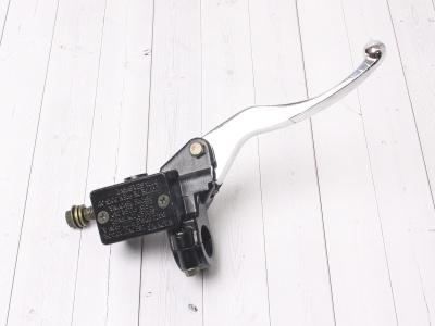 Машинка тормозная правая закрытого типа фото 1