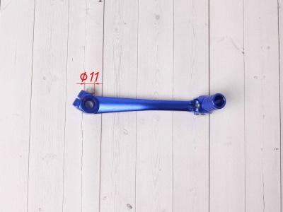 Лапка КПП CNC синяя фото 5