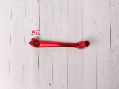 Лапка КПП CNC красная фото 5