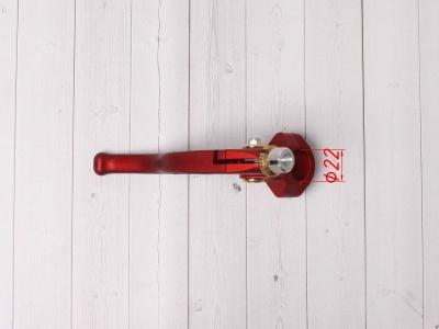 Ручка легкого выжима ThSup красная длинная фото 5