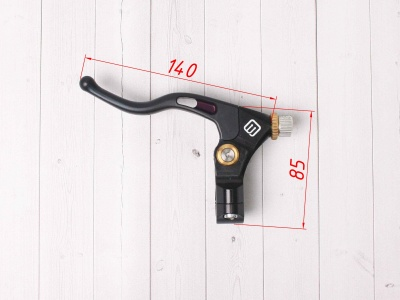 Ручка легкого выжима ThSup черная длинная фото 3