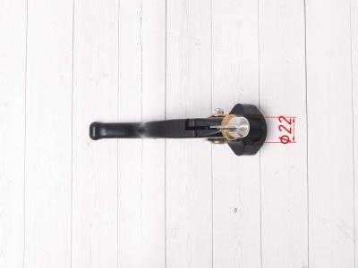 Ручка легкого выжима ThSup черная длинная фото 5