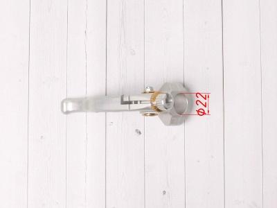 Ручка легкого выжима ThSup серебряная короткая фото 5