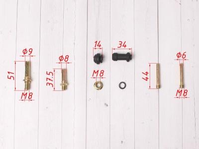 Ремкомплект переднего суппорта фото 3