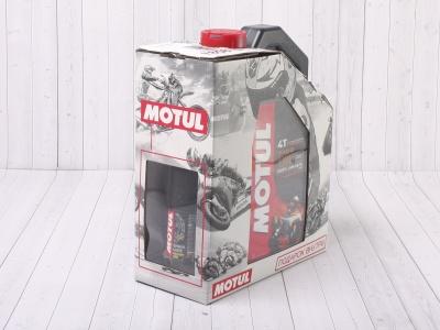 Масло MOTUL Промо упаковка 7100 10W40 ( 4 л)+C4 CL FL (0,100л) фото 1