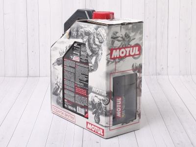 Масло MOTUL Промо упаковка 7100 10W40 ( 4 л)+C4 CL FL (0,100л) фото 3
