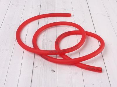 Шланг топливный  1м красный PBC фото 1