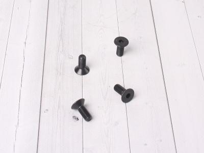 Болты крепления тормозного диска 4 шт высокопрочные (Германия) фото 1
