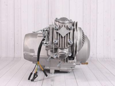 Двигатель YX 140см3 в сборе, кикстартер 1P56FMJ  (W063) фото 5