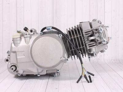 Двигатель YX 140см3 в сборе, кикстартер 1P56FMJ  (W063) фото 7