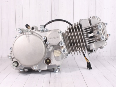 Двигатель YX 150см3 в сборе, кикстартер 1P56FMJ (W150-5) фото 7