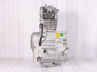 Двигатель YX 150см3 в сборе, кикстартер 1P56FMJ (W150-5) фото 11