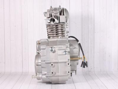 Двигатель YX 150см3 в сборе, кикстартер 1P56FMJ (W150-5) фото 13