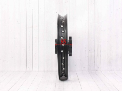"""Диск 14""""х1,4 передний стальной с сальниками фото 5"""