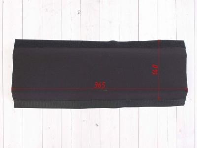 Защитные чехлы на передние амортизаторы (перья вилки) черные фото 3