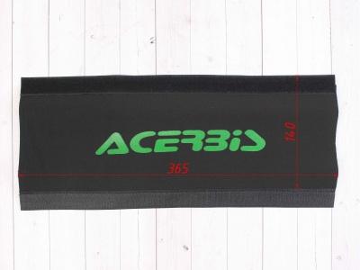 Защитный чехол перьев вилки ACERBIS зеленые фото 3