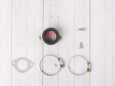 Впускной коллектор карбюратора, питбайк 125-140сс NIBBI для PE, PWK фото 5