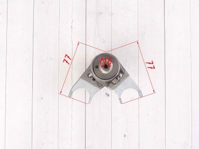 Вилки переключения передач в сборе KAYO двиг. YX140 см3 (эл.стартер) CN фото 7