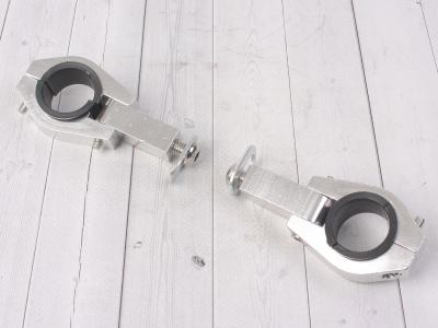 Комплект крепежа для защиты рук для рулей 28,6 мм фото 1