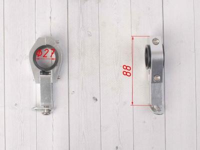 Комплект крепежа для защиты рук для рулей 28,6 мм фото 3